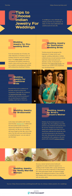 #6 Tips to Choose Indian Jewelry For Weddings