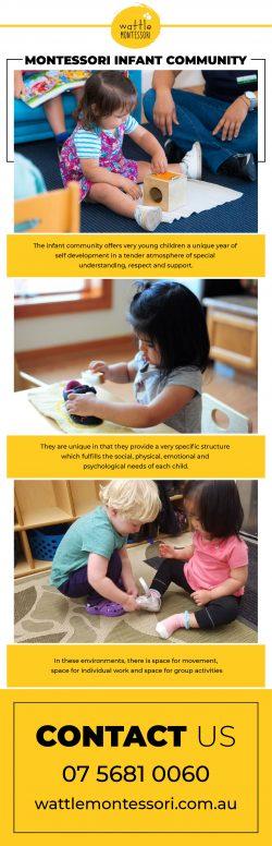Top Montessori Infant Community – Wattle Montessori