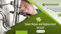 Trenchless Sewer Line Repair Service