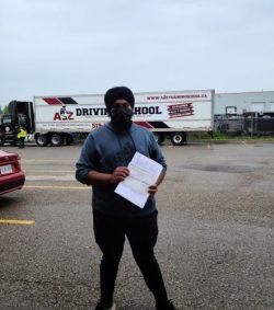 Truck Driver Training Kitchener