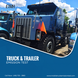 Truck and Trailer Emission Testing Centers in Ontario