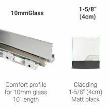 The best collection of Aluminium U-Channels series