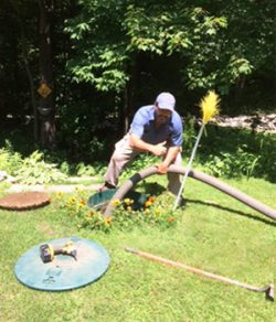 Advantage of Septic Pumping Services
