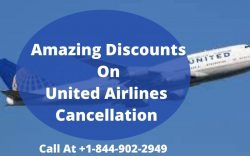 24-hour flexible Airlines booking policy Dial +1-844-902-2949 To –United airlines cancellation p ...