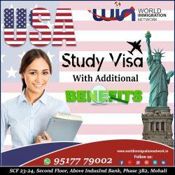 USA Study Visa With Spouse