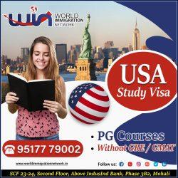 USA Study Visa With Spouse – F1 & F2 Visa