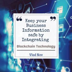 Vlad Nov – Why has Blockchain Technology Become so Popular
