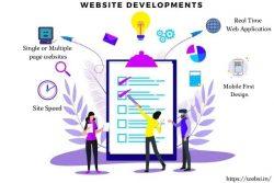 Web Development Infographic