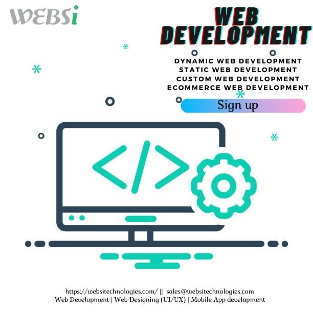 Professional web development services with amazing offers!