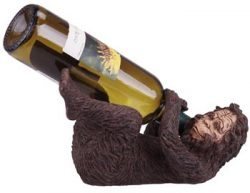 Wine Bottle Display Rack Holder