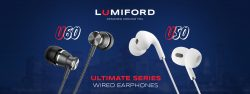 Why Purchase Wired Earphones From Lumiford?