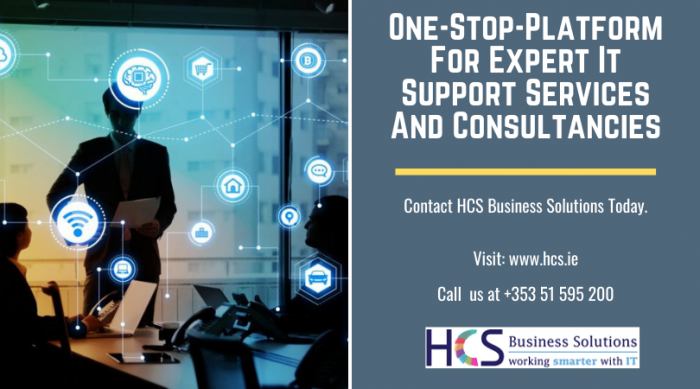 One-Stop-Platform For Expert It Support Services And Consultancies