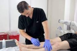 Top Vein Doctor at our vein center in Clifton, NJ