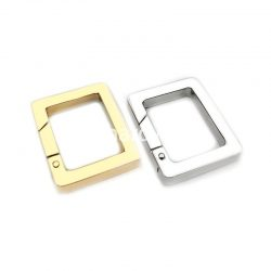 stainless steel rectangle ring
