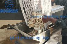Cassava Crusher