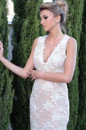 Abito da Sposa Moda con Ricamo Seducente Esclusivo Naturale – Gillne.it