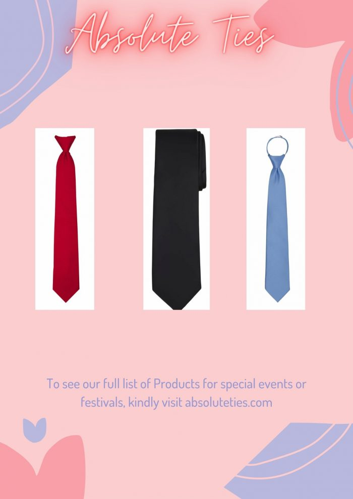 3 Solid Color Neckties That You Can Include & Enlighten the Fashion Loving People