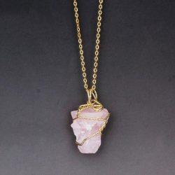 Buy Genuine Rose Quartz Jewelry at a Manufacture price.