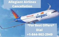 Cancellation Policy For Allegiant Airlines Dial +1-844-902-2949