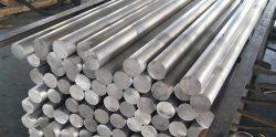 Aluminium Alloy 6082 Round Bar