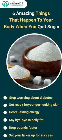Daily Intake of Sugar