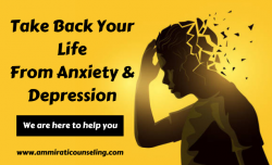 Take your life back from Anxiety And Depression