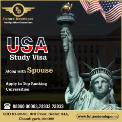 Apply for Your USA Study Visa Without IELTS / GRE / GMAT