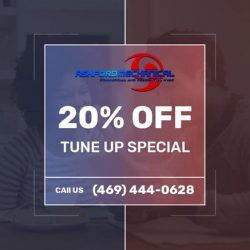 20% Off Tune Up Special