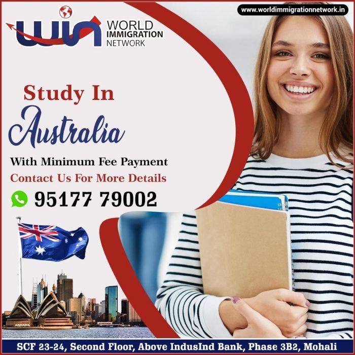 Australia Study Visa With Spouse