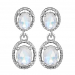 Buy Natural Sterling Silver Moonstone Jewelry