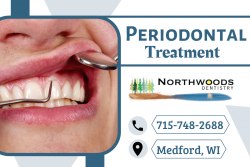 Beautiful Smile with Periodontal Treatment