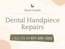 Buy and Repair dental handpiece repairs