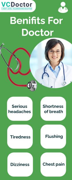 VCDoctor:- Benefits For Doctor