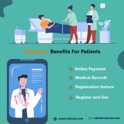VCDoctor:- Benefits For Patients