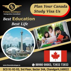 Study In Canada With Scholarship