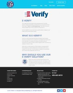 E verify employer agent