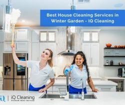 Best House Cleaning Services in Winter Garden – IQ Cleaning