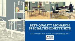 Best-Quality Monarch Specialties Dinette Sets