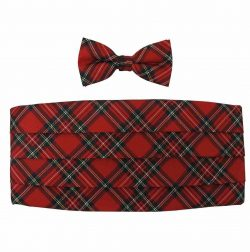 Tie and Cummerbund Sets: An ideal Option for Elegant Look with Tie Prospects