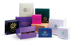 Colorful Cosmetic Packaging Boxes at Wholesale