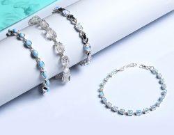 Genuine Gemstone Jewelry