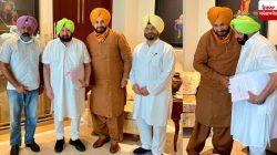 CM agrees to Navjot Sidhu's demand