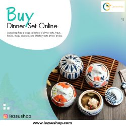 Buy Dinner Set Online