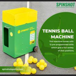 Buy Tennis Ball Machine – Get The Best Offer
