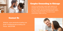 Meet The Marriage Counseling Experts in Chicago