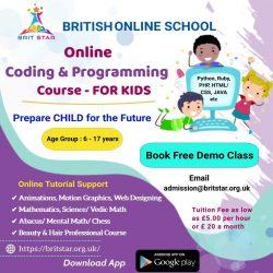 Prepare Your Child for future developer