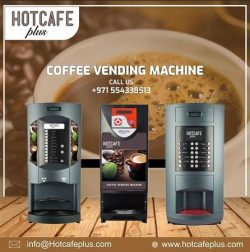 Coffee Vending Machine In Dubai