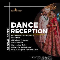 Wedding Dance Choreographer in Noida