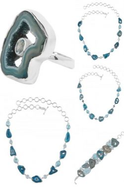 Buy Wholesale Agate Jewelry Collection | Rananjay Exports