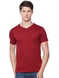 MENS V NECK T-SHIRT Buy At Online
